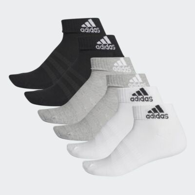 adidas Cushioned bokazokni (6 pár)