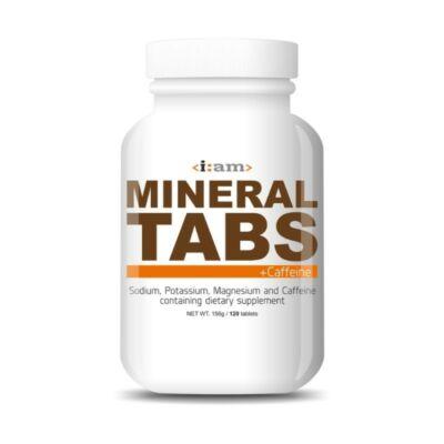 i:am Mineral Tabs + Caffeine