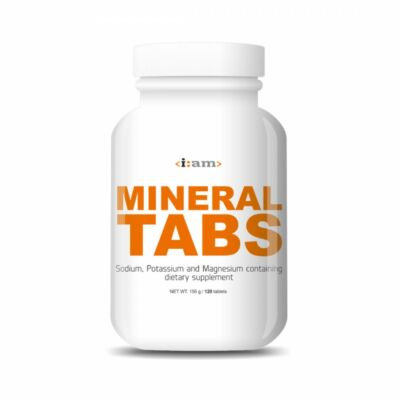 i:am Mineral Tabs